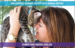 SAHS 2013 Annual Report
