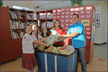 Girl Scout Donation