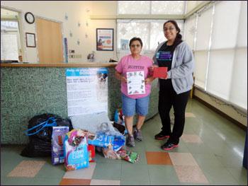 Cedar Elm Post Office donation