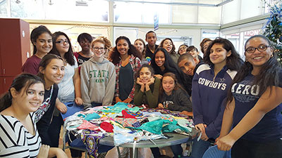 Jordan Middle School Family Consumer Science class web