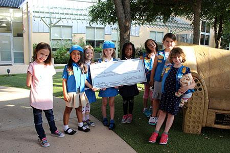 GirlScouts Troop220 web