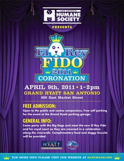 El Rey Fido 2011 Coronation