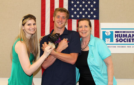 Jimmy Feigen and Family