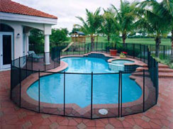 Photo from poolfence.com