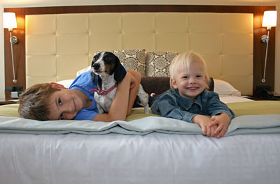 Grand Hyatt SA - Pet Friendly