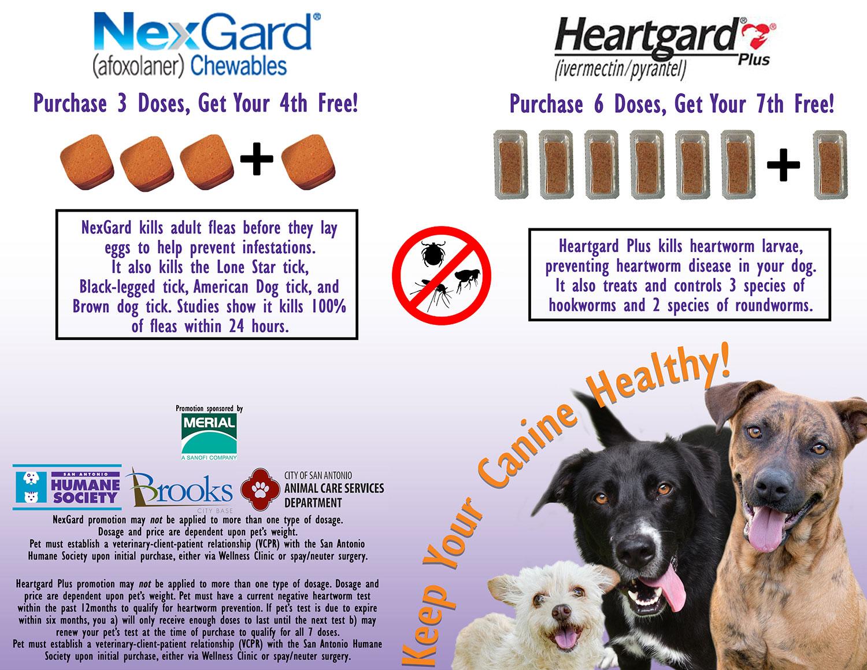 Heartgard coupons
