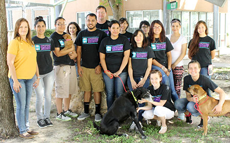 Animal Care Staff